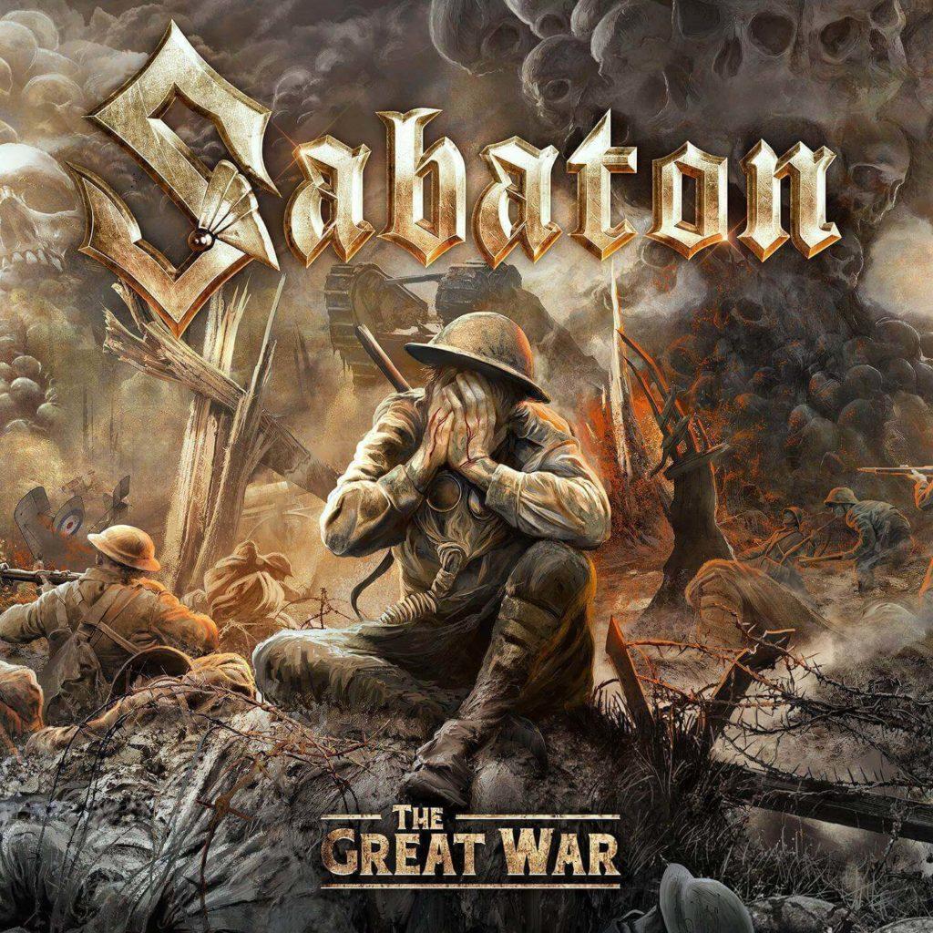 Sabaton - The Great War, 2019