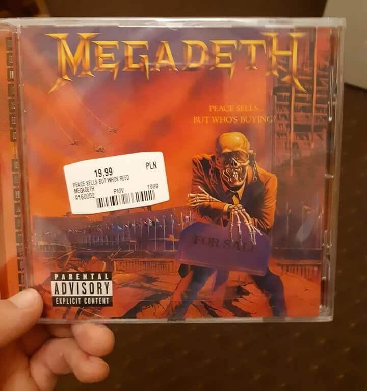 Płyty rock i metal w MediaMarkt