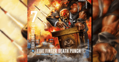 Recenzja And Justice for None zespołu Five Finger Death Punch