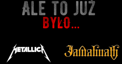 Ale to już było: Metallica vs Jaldaboath