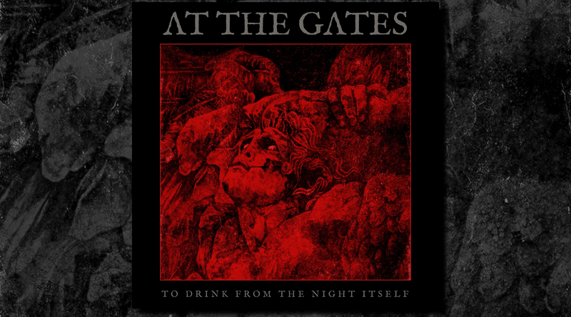 Nowy album At the Gates - To Drink From The Night Itself 2018