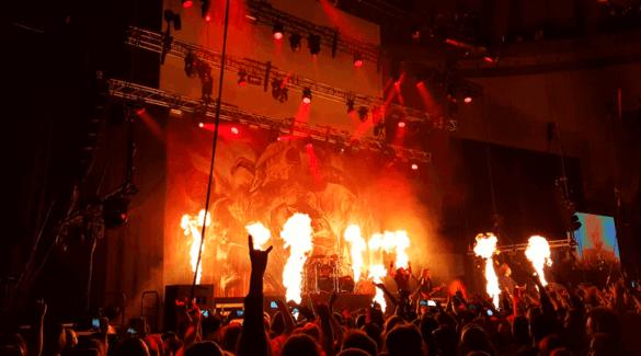 Koncerty metalowe 2019 rok