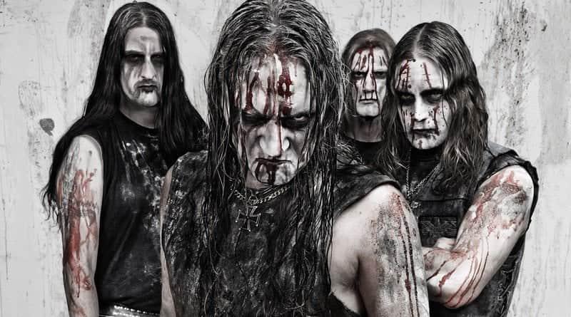 Szwedzki zespół black metalowy Marduk