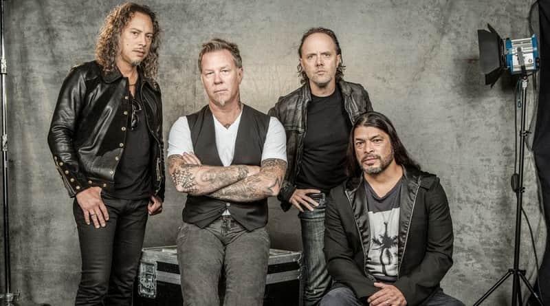 """Metallica opublikuje nowy singiel """"Atlas, Rise!"""" w Halloween"""