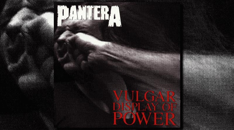 """26-lecie wydania """"Vulgar Display of Power"""""""