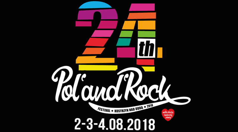 Woodstock - Pol'And Rock Festival 2018