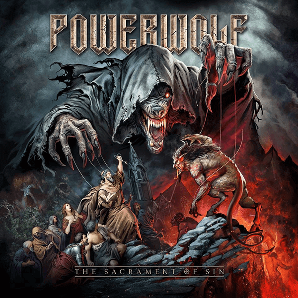Powerwolf - The Sacrament of Sin okładka
